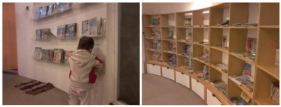 amin perpustakaan - buku impian 2