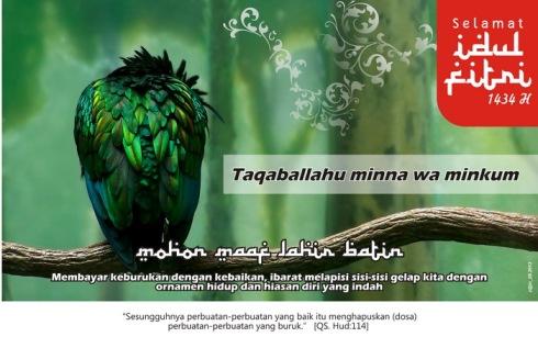 Kartu Lebaran Idul Fitri 1434 H.3