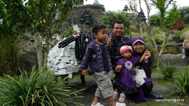 Zainuri Hanif's Family