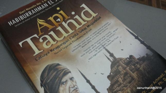 Api Tauhid, Novel yang Menghidupkan Sejarah