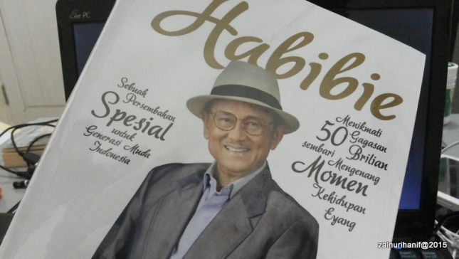 Habibie Quote