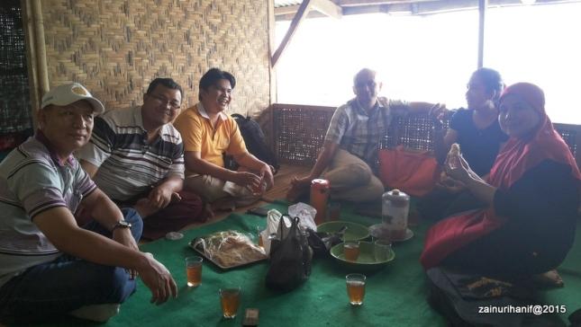 Rijanto Hutasoit, Zainuri Hanif, Yong Farmanta, Dadan Permana, Agustina E. BR. Marpaung, Yunimar.