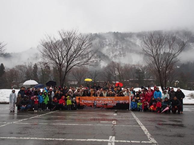 Terima kasih PPI Kyoto Shiga by Hendra Adhi Pratama