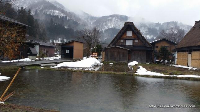 Sirakawa-go Situs Warisan Dunia (19)