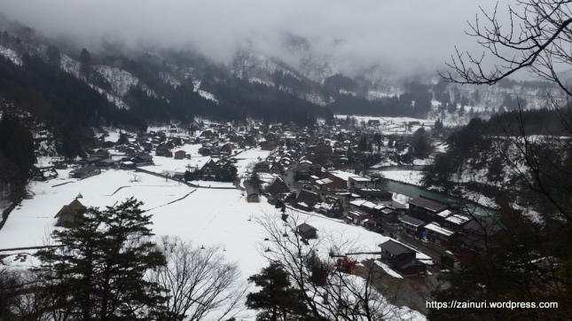 Sirakawa-go Situs Warisan Dunia (6)