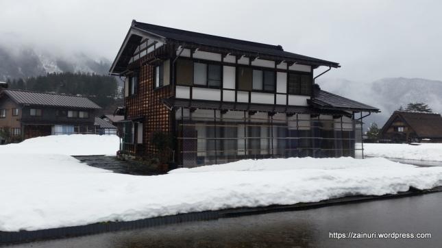 Sirakawa-go Situs Warisan Dunia (8)