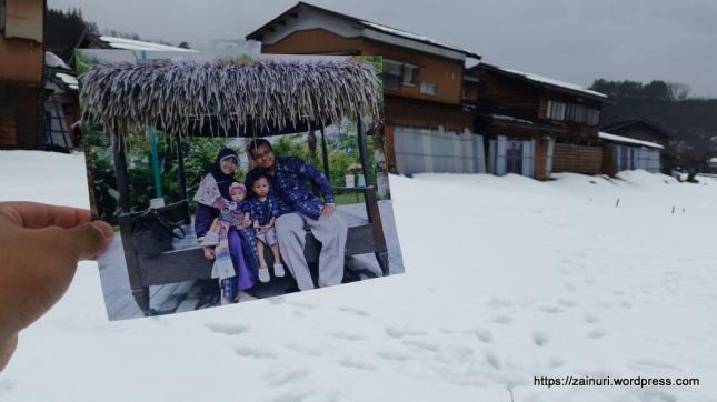 Sirakawa-go Situs Warisan Dunia (9)