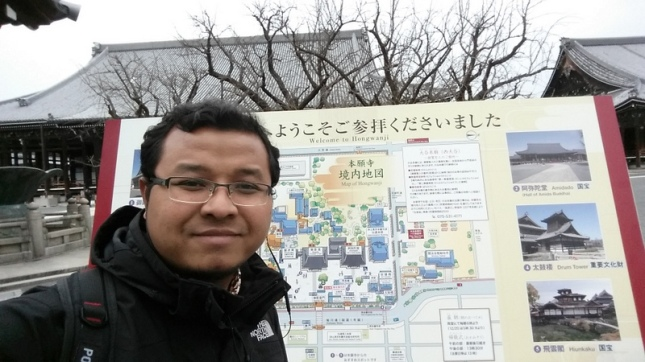 Nishi Honganji dan Kembarannya_zainuri.wordpress (2)