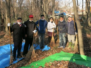 gathering-fallen-leaves-in-a-secondary-forest-for-making-leaf-compost_tuat-nokodai-ieas-3