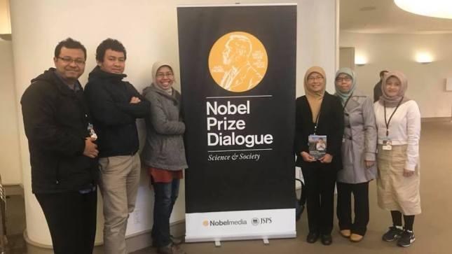 Nobel Prize Dialogue 2018_Balitbangtan Kanto Area